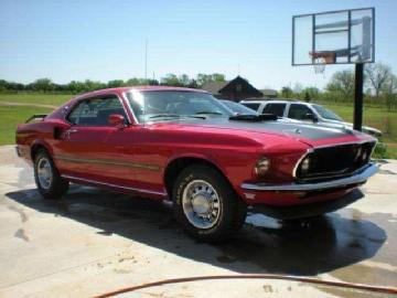 Used 1969 mustang fastback craigslist cars in Mustang - Mitula Cars