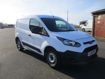 Ford Transit Connect North Yorkshire 6 Ford Transit Connect Used