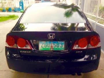 Honda 2007 diesel 268 00 php 2007 honda civic fd 1 8s