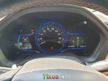 Honda Vezel Hybrid 2016 Rs Sensing