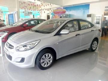 Hyundai 2016 gasoline 668 00 php accent sedan mt as low as 18k dp all in