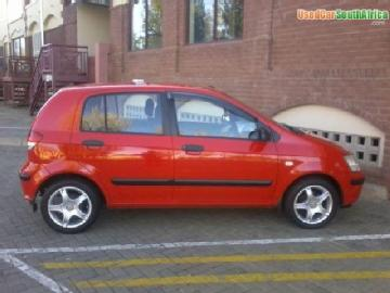 Currently 15 Hyundai Getz For Sale In Bloemfontein Mitula Cars