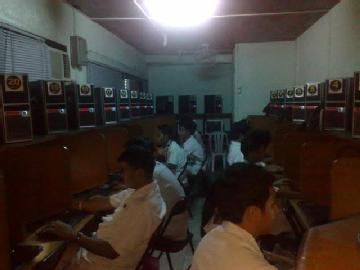 Internet cafe perpetual help university las pinas for 500 000 00
