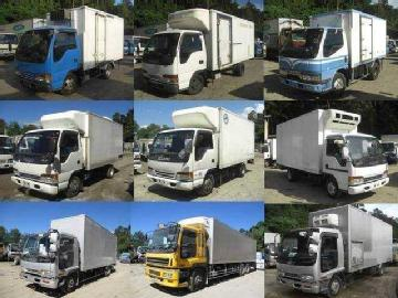 6574d48bc1c2b8 Isuzu elf closed van refrigerated van 10ft 12ft 14ft 16ft 18ft japan ltrucks