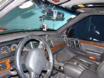 Jeep grand cherokee en aguaray