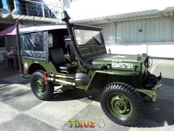 Military Jeep For Sale >> Jeep Willys 27 Used Jeep Willys Cars Mitula Cars