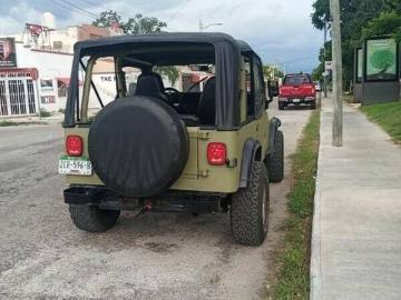 Jeep Wrangler En San Luis Potosi Jeep Wrangler 4x4 San Luis
