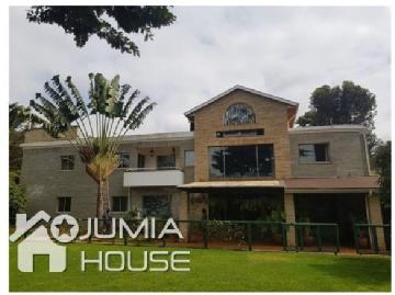 6 bedroom houses gated community westlands - houses in Westlands