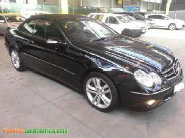 Mercedes Benz 2007 Clk500 Clk 500 Cabrio Soft Top Used Car For