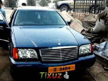Mercedes Benz S Class Used Cars in Peshawar - Mitula Cars