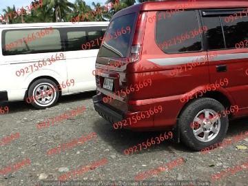 Van In Manila Used Van Urvan Pick Up Manila Mitula Cars