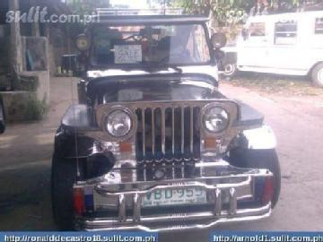 Owner type jeep cavite made