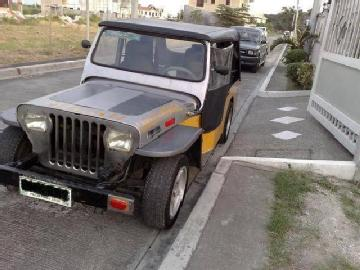 Owner type jeep rush sale