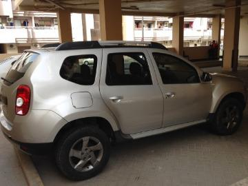 Renault 2013 gasoline renault duster 2013 model mid range se 4x2 going cheap aed 28000 aed...