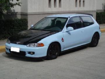 Honda Civic In Manila   Used 1994 Honda Civic Hatchback Manila Metropolitan    Mitula Cars