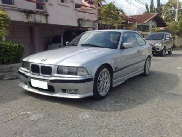 Rush sale bmw 325i silver 2 doors