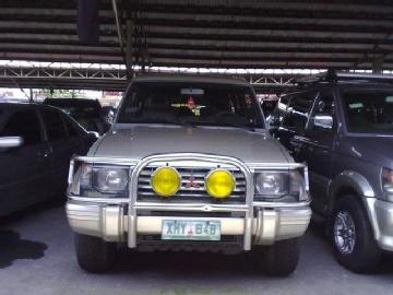 Sale just now mitsubishi pajero 2003 exceed 4x4 japan at 299t neg