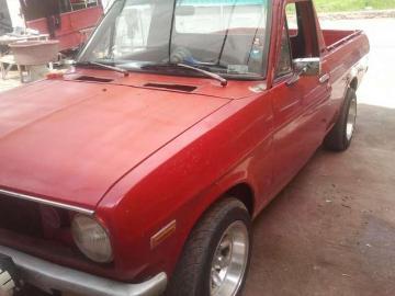 Se Vende Datsun 1200 Modelo 74 Por Urgencia Bancaria