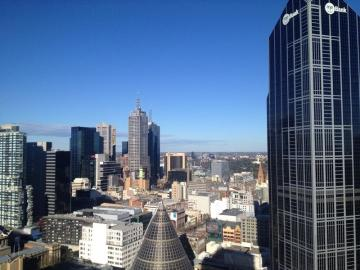 Stunning Cbd My80 2 Bedroom Apartment With City Views