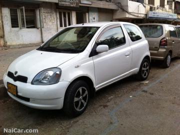 Toyota Vitz - used toyota vitz 2 doors pakistan - Mitula Cars