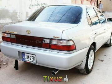 Toyota Corolla Used Toyota Corolla Indus Price Pakistan Mitula Cars