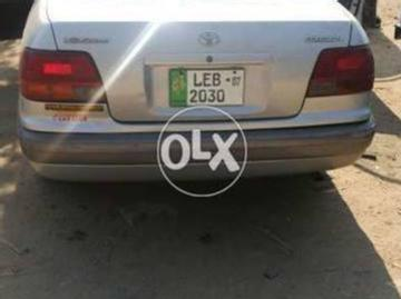 Toyota Cars Olx Punjab Diesel Used Toyota Cars for sale in Punjab