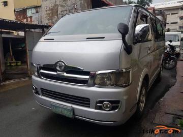 d26619e71 Toyota Hiace Commuter in Manila - used toyota hiace commuter power steering metro  manila - Mitula Cars