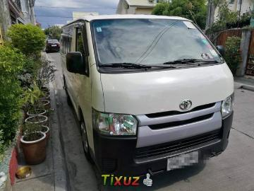 Toyota Hiace Commuter - used toyota hiace commuter seater