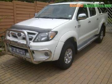 Toyota Hilux Used Toyota Hilux Double Cab Specs Mitula Cars