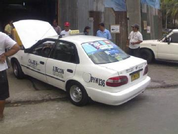 Toyota Taxi 99 Mdl Luvlyf Body