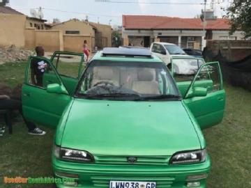 Currently 5 Toyota Tazz for sale in Klerksdorp - Mitula Cars