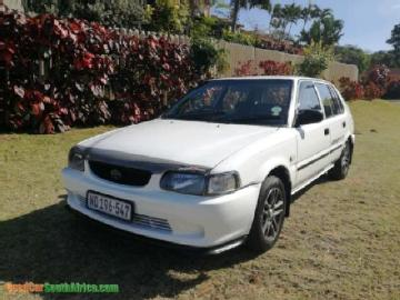 Currently 5 Toyota Tazz For Sale In Greytown Mitula Cars