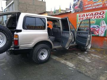 Toyota En Lima Toyota Land Cruiser Prado Lima Peru De Segunda Mano Mitula Autos