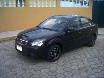 Vendo Kia Rio Xcite 1.4l Lx 4p Año 2011