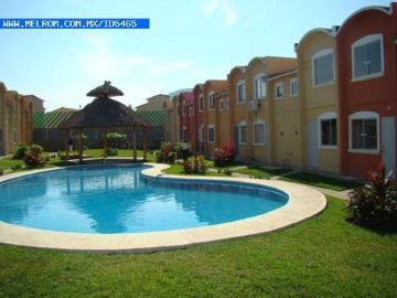 Venta Renta Mensual De Casa En Condominio Con Alberca