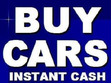 We buy any pre owned second hand cars vans pick up auv and suv