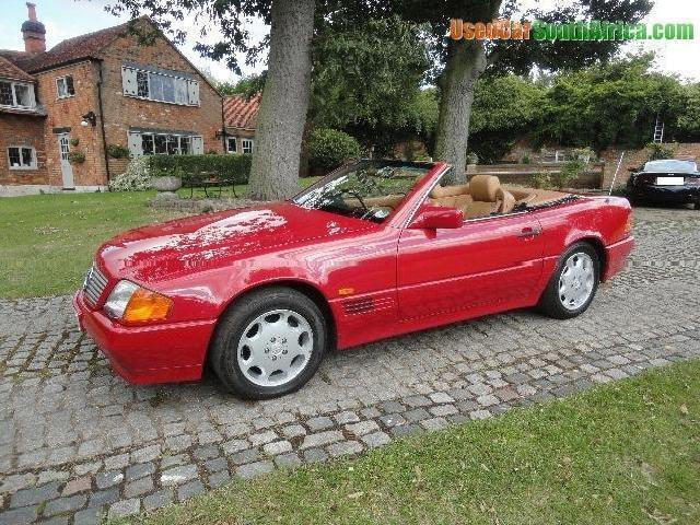 South africa mercedes benz sl class used cars mitula cars for Mercedes benz used car for sale