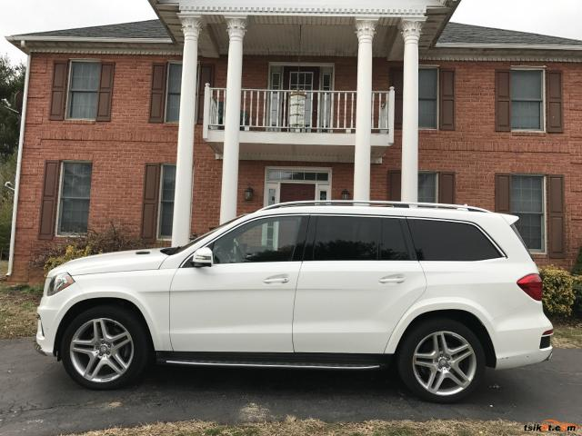 Mercedes benz 2013 gasoline mercedes benz gl 2016