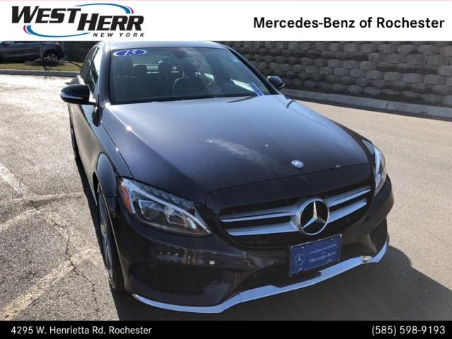 Mercedes Benz C Class In Rochester   Used Mercedes Benz C Class Blue  Metallic Rochester   Mitula Cars