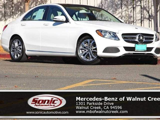 Mercedes Benz C Class Walnut Creek   417 Mercedes Benz C Class Used Cars In Walnut  Creek   Mitula Cars