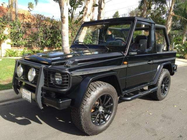 convertible mercedes benz g class california mitula cars