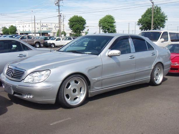 S320 lorinser used cars mitula cars for Mercedes benz s320 price