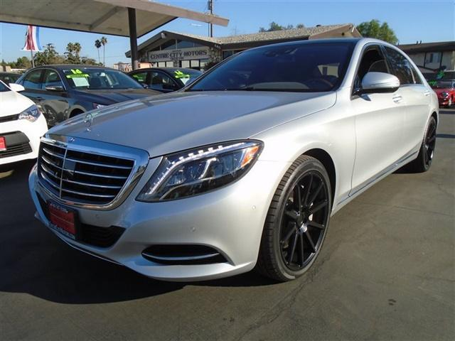 Mercedes Benz S Class In Escondido   Used Mercedes Benz S Class 2015  Escondido   Mitula Cars