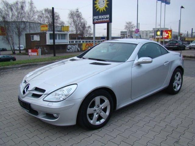 mercedes slk 2007 cabrio mitula autos. Black Bedroom Furniture Sets. Home Design Ideas