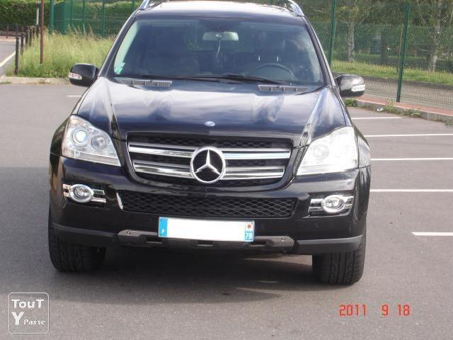 4x4 mercedes ml 7 places occasion. Black Bedroom Furniture Sets. Home Design Ideas
