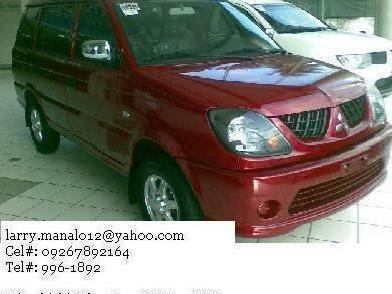 New Mitsubishi Adventure Glx 2013 Model Specs Release And Price On To