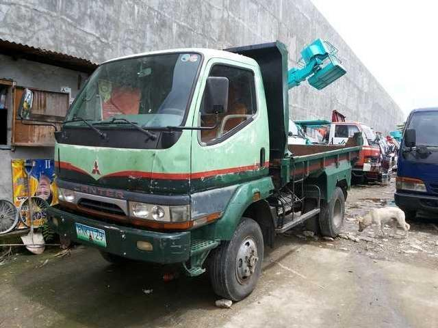 Mitsubishi Canter Mini Dump 4x4 Trucks For Sale