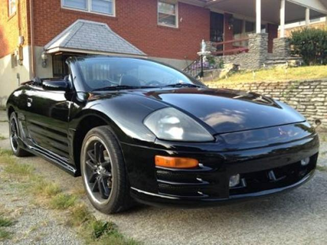 Mitsubishi Eclipse In Louisville Used Convertible Mitula Cars