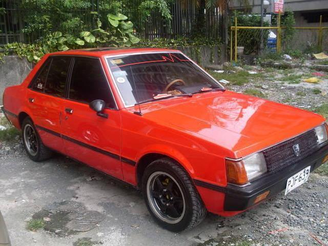 Mitsubishi Lancer Boxtype 1987 Open For Trade!