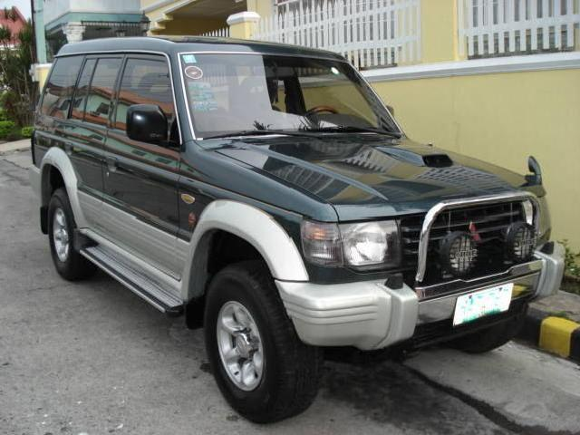 mitsubishi pajero 14 used 9 seater mitsubishi pajero cars mitula cars. Black Bedroom Furniture Sets. Home Design Ideas